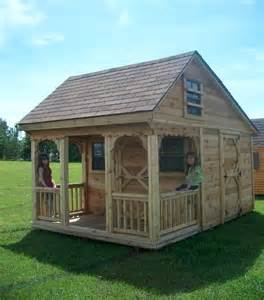 outside playhouse plans outdoor playhouse plans with loft interior picture loft ladder front diy pinterest