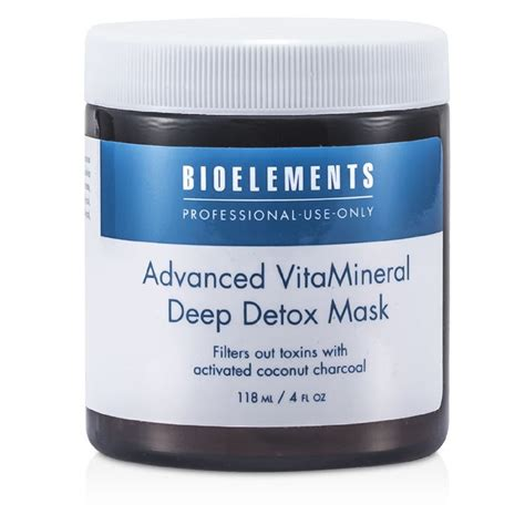 Bioelements Detox by Bioelements Advanced Vitamineral Detox Mask Salon