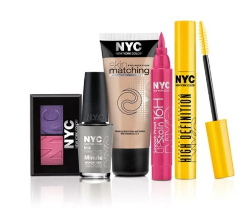 nyc new york color cvs buy one get one 50 nyc new york color product