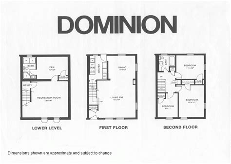 dominion homes floor plans old dominion homes floor plans thefloors co