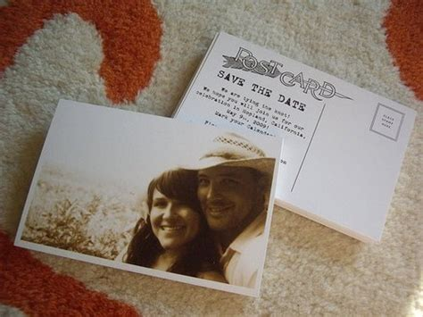 make your own save the date cards make your own inexpensive save the dates popsugar smart