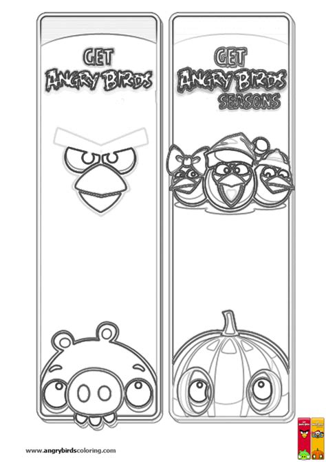angry birds seasons coloring pages angry birds seasons for coloring 10