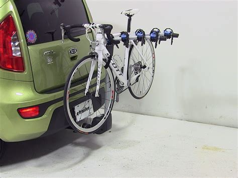 2012 kia soul thule apex 4 bike rack for 1 1 4 quot and 2