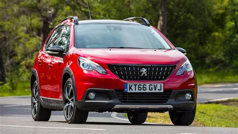Peugeot 2008 GT Line 2017 review   snapshot   CarsGuide