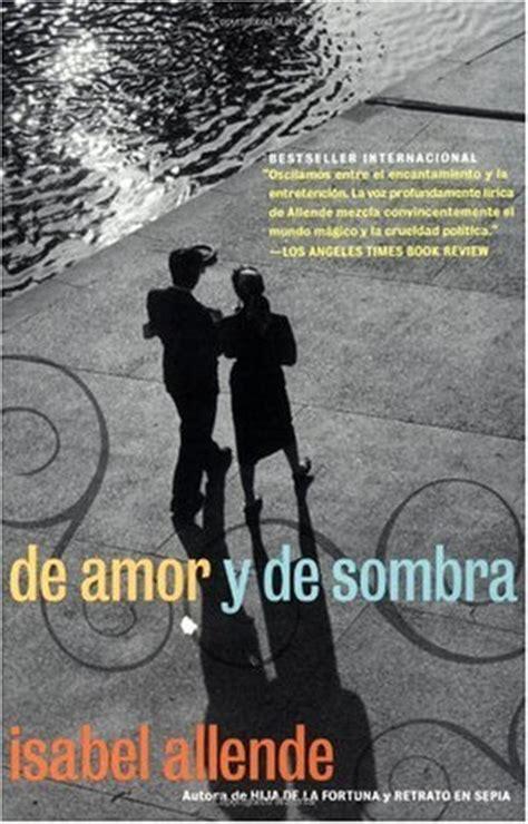 descargar de amor y de sombra libro de texto gratis de amor y de sombra libros autores