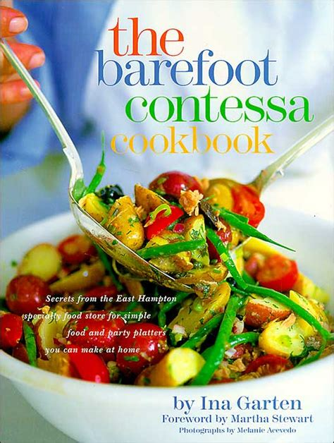 ina garten book cookbook review the barefoot contessa 187 peasandhappiness
