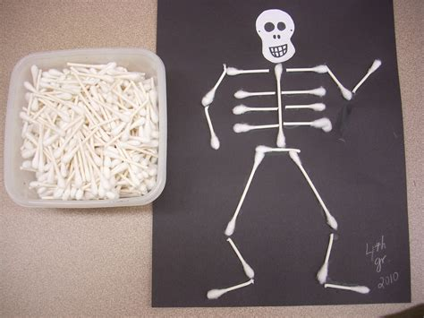 skeleton crafts projects skeleton craft and skeleton