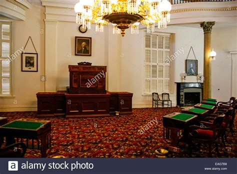 we buy houses montgomery al the old house chamber inside the alabama state capitol building in stock photo