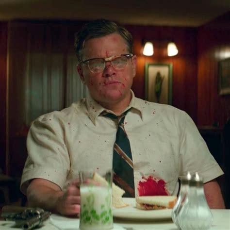 film oscar matt damon matt damon in suburbicon sono un mostro come mio nonno