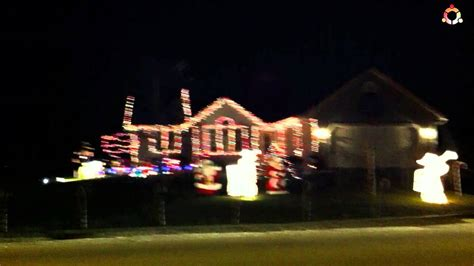 christmas lights sync to music mouthtoears com