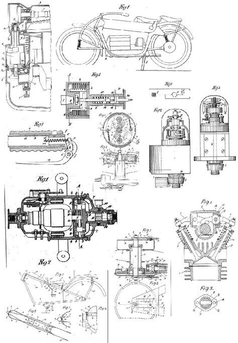 Motorrad Ersatzteile Schwerte by Nimbus Motorrad Technik Kompendium Auf 143 Seiten Ebay