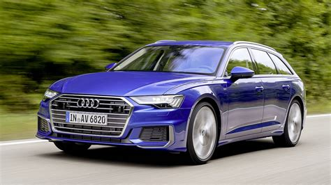 Audi A6 Avant Test by Audi A6 Avant 2018 Test Motor1 Photos