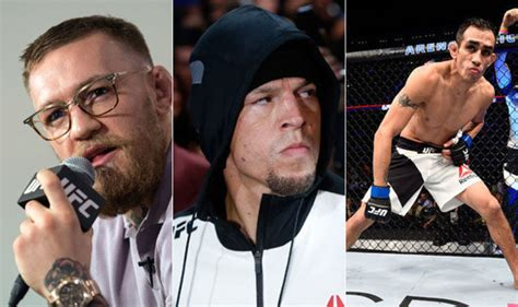 conor mcgregor haircut name conor mcgregor tells nate diaz and tony ferguson to lobby