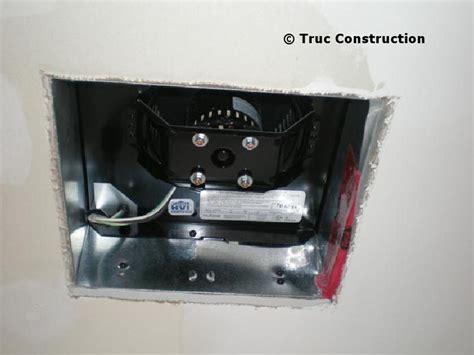 comment installer ventilation salle de bain la r 233 ponse