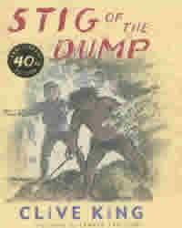 libro stig of the dump el libro infantil ilustrado historia