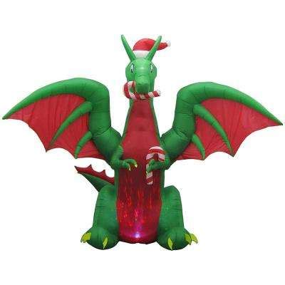 home depot inflatable outdoor christmas decorations 9 12 greater than 12 christmas inflatables outdoor