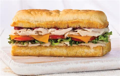earl of sandwich menu