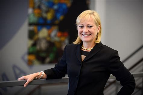 Georgetown Mba Dean by New Dean Has Big Plans For St S