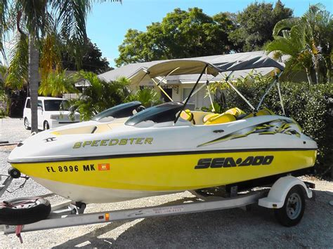 buy sea doo boat sea doo speedster 1999 for sale for 5 800 boats from
