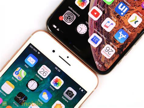 iphone xs max und iphone 8 plus im design vergleich areamobile de