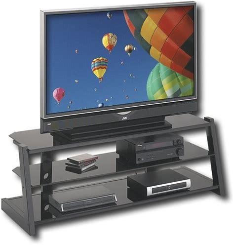 best buy flat screen tv init tv stand for most flat panel tvs up to 65 quot nt c1201
