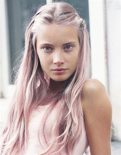scandinavian long hairstyles cheveux longs souples 2016 coiffure cheveux longs des