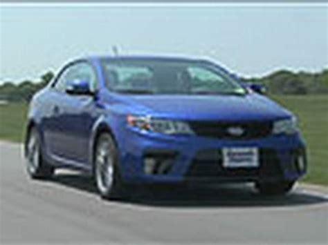 Kia Forte Consumer Reports Kia Forte Koup Review Consumer Reports