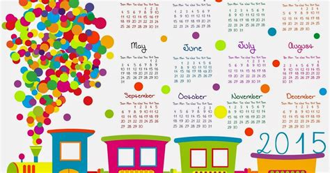 printable calendar 2015 cartoon 2015 calendar ready to print png vectors photos free