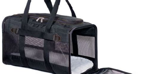 Your Escape From The Boring Black Carrier by 42 00 70 00 Sherpa Deluxe Original Pet Cat Carrier