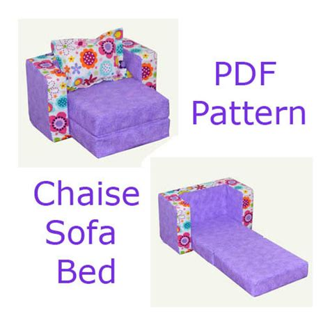 Sofa Bed Motif american sofa bed pdf pattern and tutorial fits up to