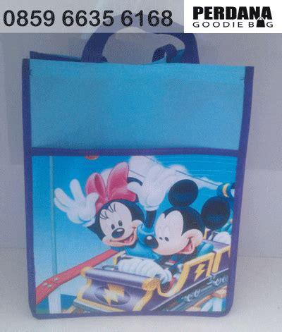 Tas Ultah Kantong Mickey Mouse goodie bag ultah anak tas ulang tahun anak souvenir