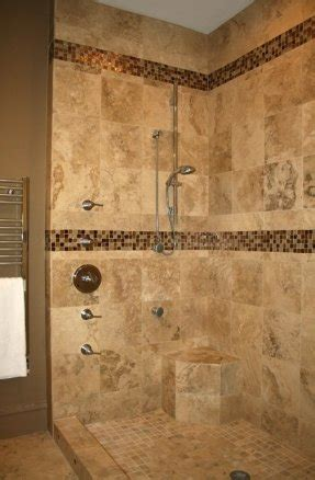 travertine tile bathroom ideas travertine accent tiles foter