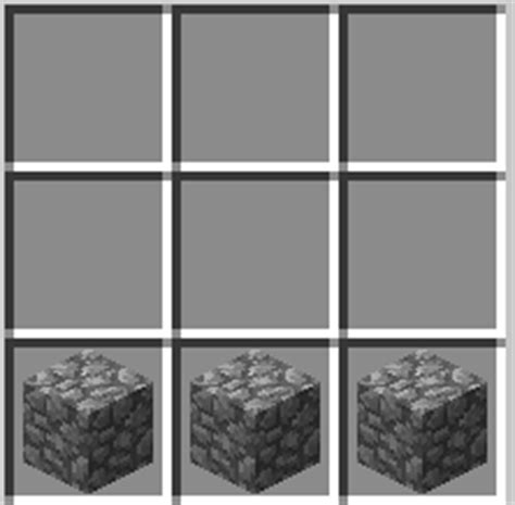 cobblestone slab minecraft information