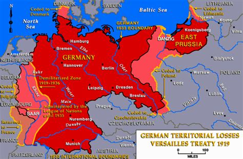 germany ww1 map institute for research of expelled germans 10 000 000