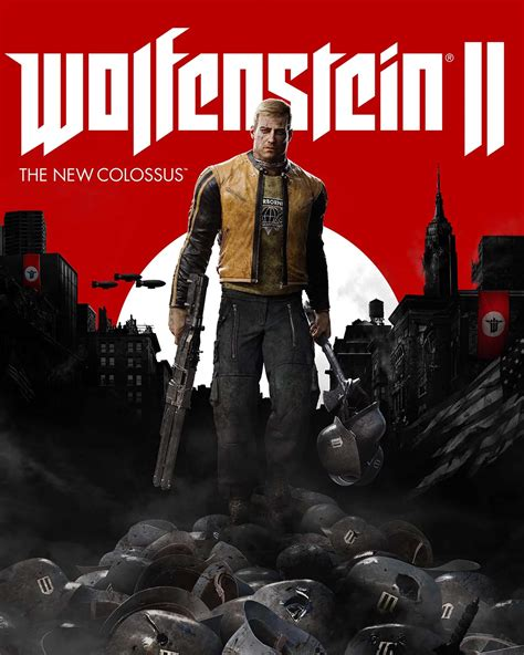 The New Colossus wolfenstein ii the new colossus strijd voor je lijf