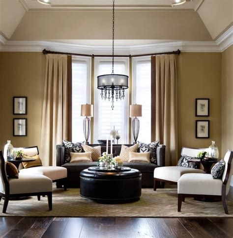 36 Extravagant Living Rooms By Top Interior Designers 4 Chairs In Living Room