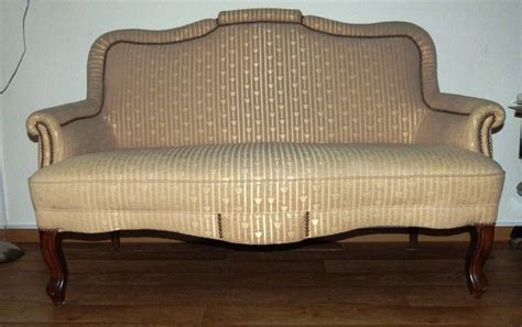 sofa in french translation antique sofa in french style mahogany legs catawiki