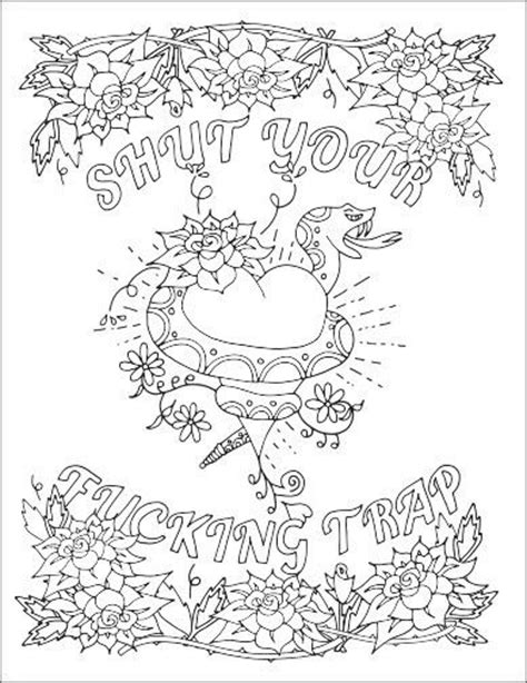 f ck it i m coloring swear word coloring book books 9 best images about coloring pages on of