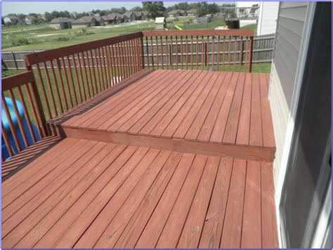 Cabot Decking Stain by Cabot New Redwood Deck Stain Decks Home Decorating
