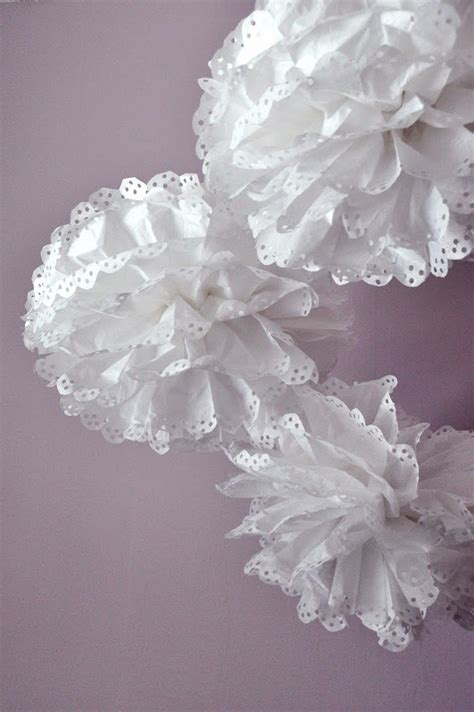 Paperfan Paper Fan Renda Paper Flower Lace Pompom Kertas 20cm 17 best images about hanging decor on hanging decorations embroidery hoops and