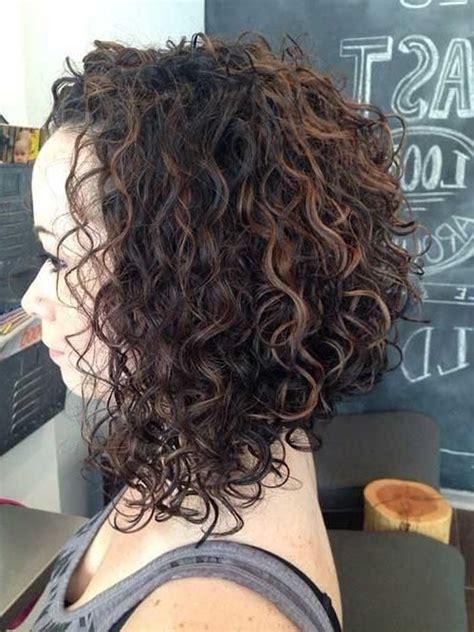 image result  loose curl perm medium length hair