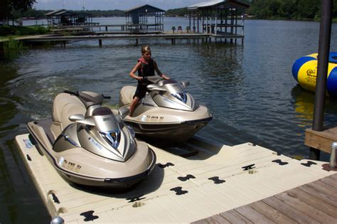 used sea doo boat lifts for sale personal water craft dock