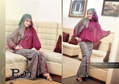 P N Fashion Koko 0731 Hijau setelan pn 0610 ungu grape hijau busana muslim baju