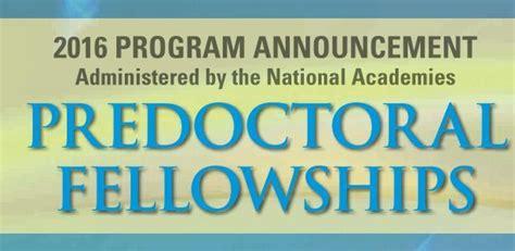 Pre Mba Fellowship by Ford Foundation Fellowship 2018 2019 Usascholarships