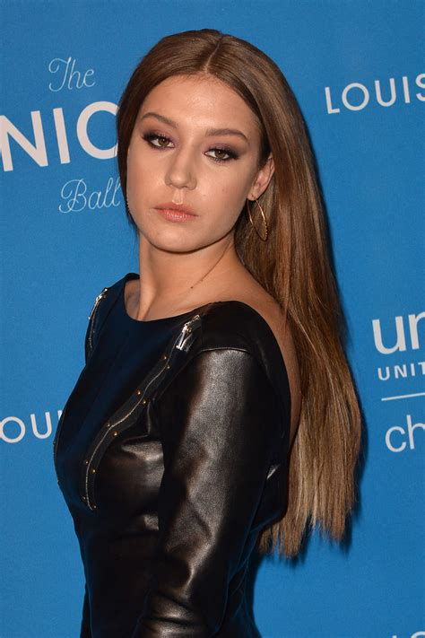 adele exarchopoulos zodiac adele exarchopoulos biennial unicef ball in beverly hills