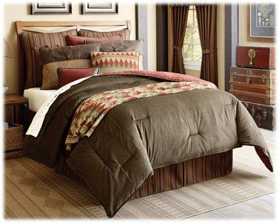 wilderness ridge bedding collection comforter set bass