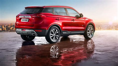 protons  suv  based   geely boyue autobuzzmy