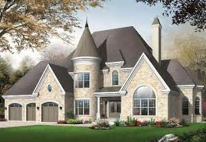Turret House Plans Home Ideas 187 Turret Home Plans