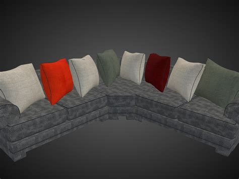 sofa archive  model turbosquid