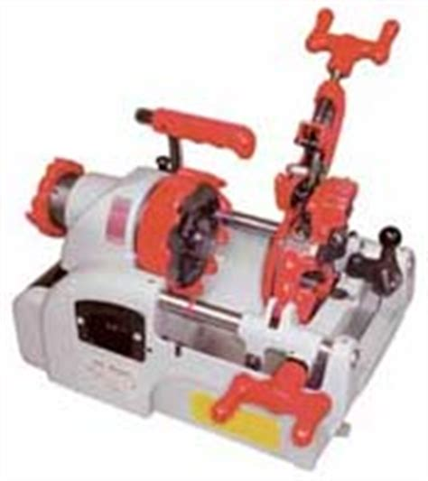 Rex Plumbing Supply by Pipe Threading Equipment Wheeler Rex Portable Pipe Threaders